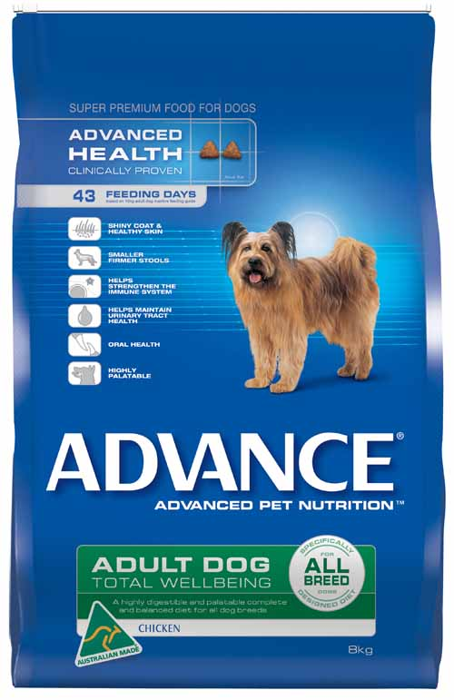ADVANCE DOG CHICKEN 8KG