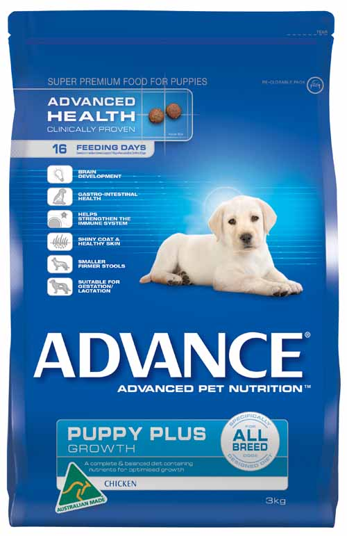 ADVANCE PUPPY GROWTH 3KG