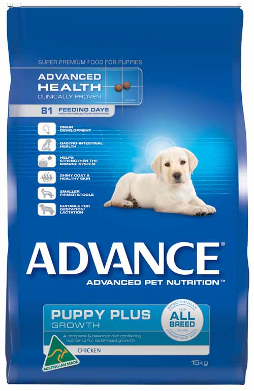 ADVANCE PUPPY GROWTH ALL BREED 15KG