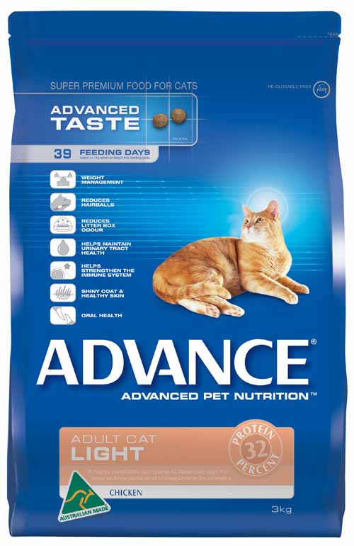 ADVANCE CAT LIGHT 3kg