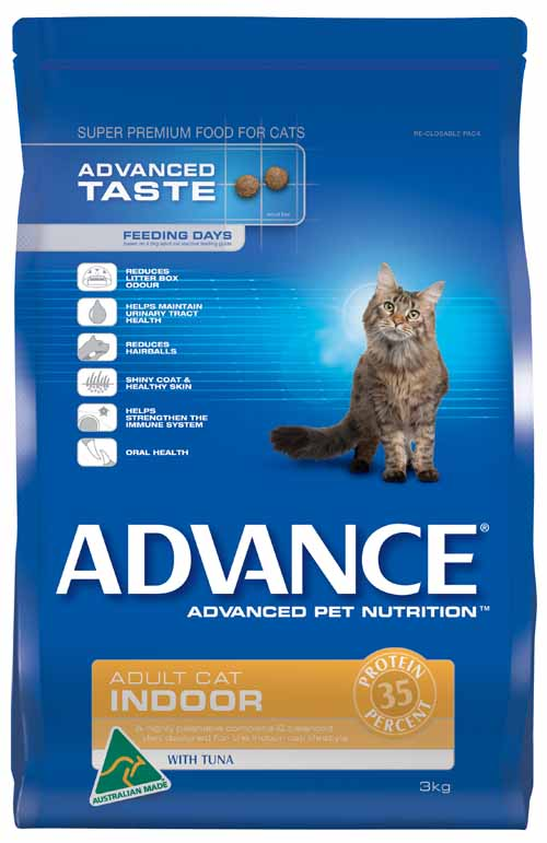 ADVANCE CAT INDOOR 3KG