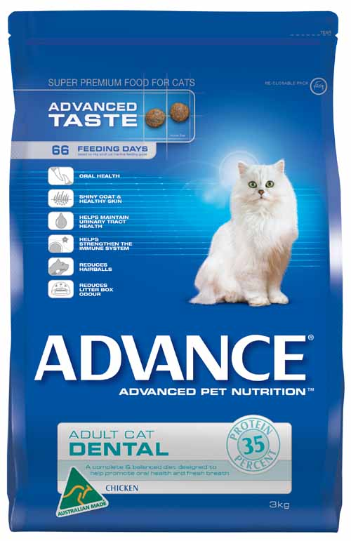 ADVANCE ADULT CAT DENTAL 3kg