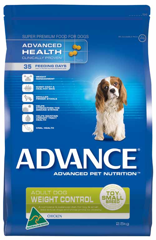 ADVANCE WEIGHT TOY 2.5KG
