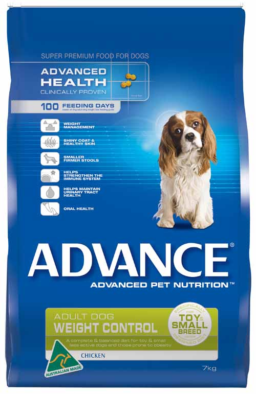 ADVANCE WEIGHT CONTROL TOY/SMALL 13KG