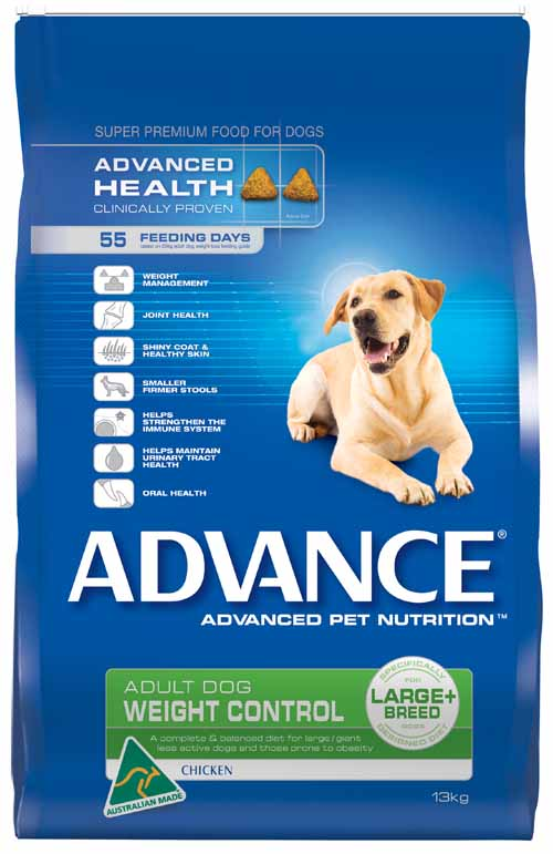 ADVANCED WEIGHT CONTROL LARGE BREED 7KG