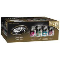 MY DOG GOURMET SELECTION COLLECTION 12X400G