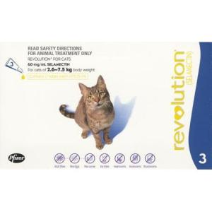 REVOLUTION CATS 2.6-7.5KG 3pk