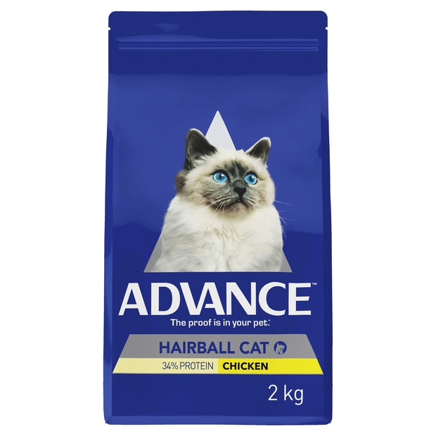 ADVANCE ADULT CAT HAIRBALL 3kg