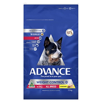 ADVANCE  WEIGHT CONTROL ALL BREED 13KG