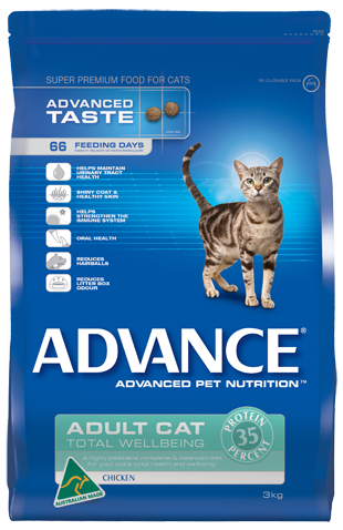 ADVANCE ADULT CAT CHICKEN 3kg