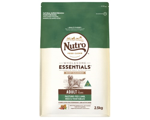 NUTRO NATURAL CHOICE WEIGHT MANAGEMENT 13KG