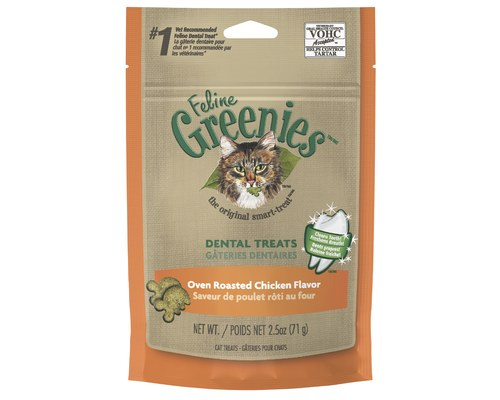 GREENIES CAT CHICKEN 71g