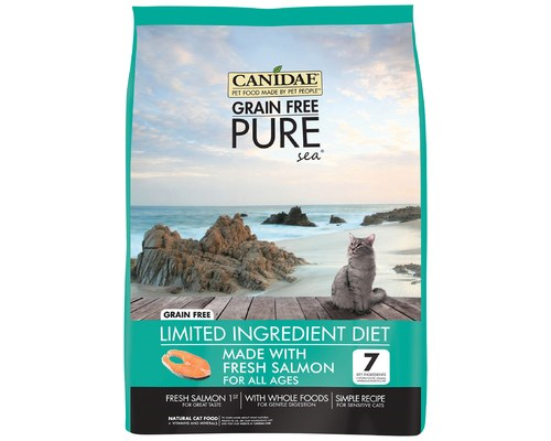 CANIDAE CAT PURE SEA SALMON 2.2KG