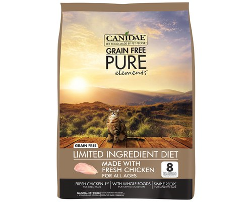 CANIDAE CAT PURE ELEMENTS CHICKEN 2.2KG