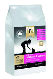 MEALS FOR MEOWS MACKEREL & SALMON GRAIN FREE 2.5KG