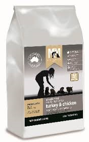 MEALS FOR MUTTS PUPPY TURKEY & CHICKEN GRAIN FREE LARGE KIBBLE 2.5KG