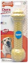 NYLABONE DURACHEW BARBELL MONSTER
