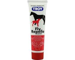 TROY FLY REPLLA CREAM 100G