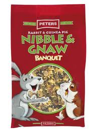 PETERS NIBBLE AND GNAW